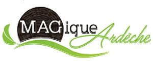 MAGique Ardèche Logo